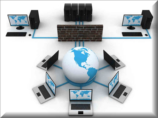 روشهای اتصال کامپیوترها به هم (شبکه کردن)
