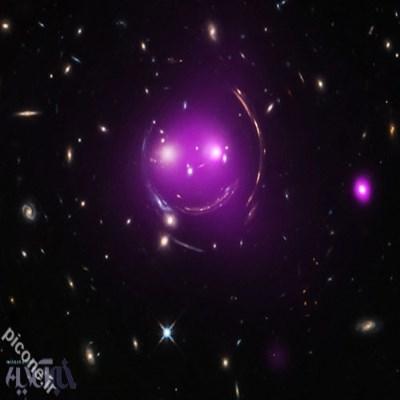 لبخند گرانشی/عکس روز ناسا