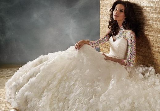 عکس جدیدترین مدل های لباس عروس