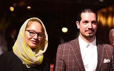 عکس های مهناز افشار و همسر و فرزندش