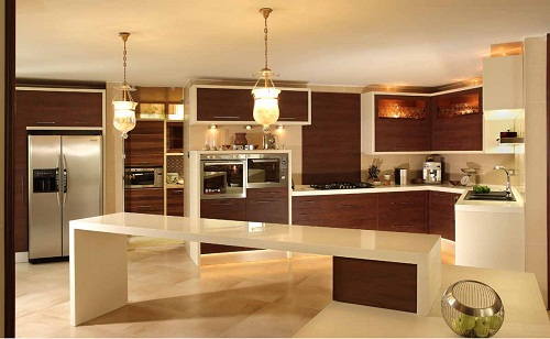 عکس جدیدترین مدل های کابینت آشپزخانه