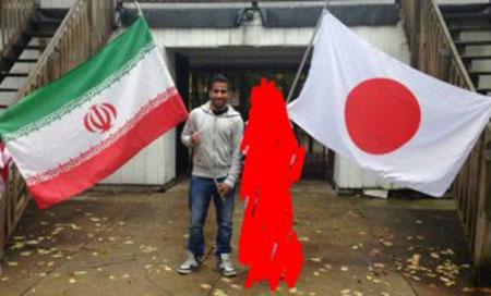 جنجال پرچم ایران در عربستان