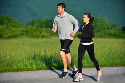 دویدن بهترین شیوه برای تناسب اندام است