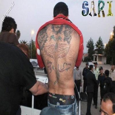 عکس های جدید گنده لات های ایرانی