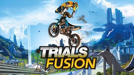 دانلود بازی Trials Fusion برای Pc + آپدیت 1
