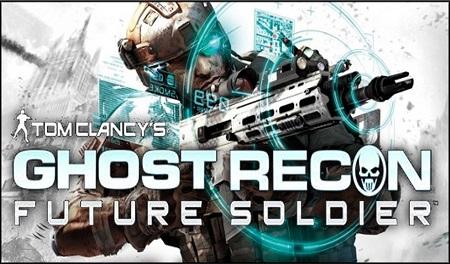 دانلود بازی Tom Clancys Ghost Recon Future Soldier برای PC + تمام آپدیت ها
