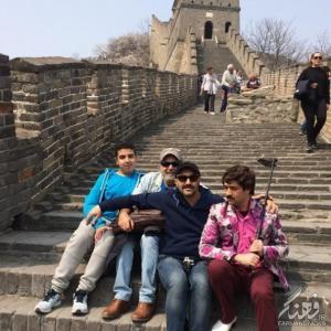 تصاویر جدید از پایتخت ۴ در چین