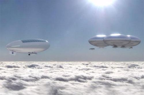 شهر شناور, ناسا ,بر فراز ابرهای, سیاره ناهید