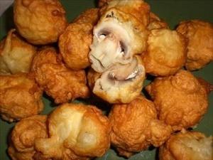 طرز تهیه قارچ سوخاری