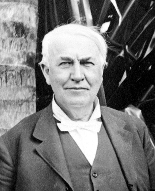 جملات قصار و زیبای توماس ادیسون