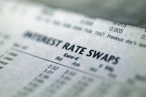 What is the stated interest rate of a bond payable?