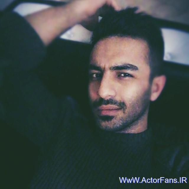 جدیدترین عکسهای علی پیشتاز در اسفند 93 | WwW.ActorFans.IR