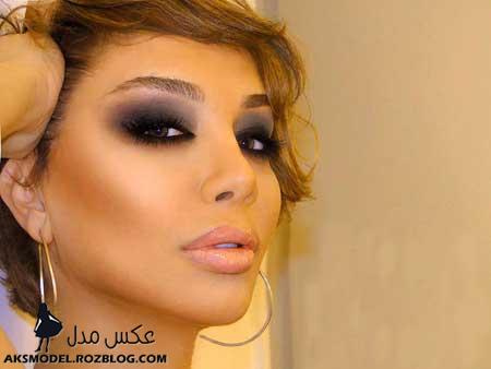 http://aksmodel.rozblog.com - مدل هاي جديد آرايش چشم و صورت
