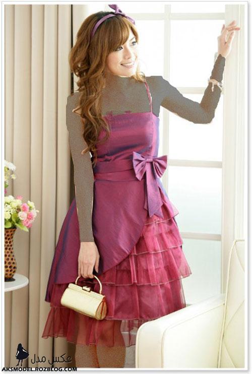http://aksmodel.rozblog.com - مدل لباس مجلسی زنانه و دخترانه کره ای