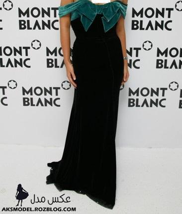 http://aksmodel.rozblog.com - مدل جدید لباس مجلسی مخمل