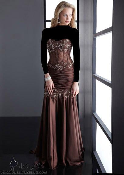 http://aksmodel.rozblog.com - مدل جدید و شیک لباس شب