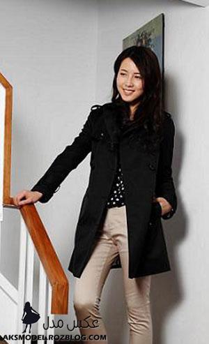 مدل مانتو و پالتو شیک کره ای