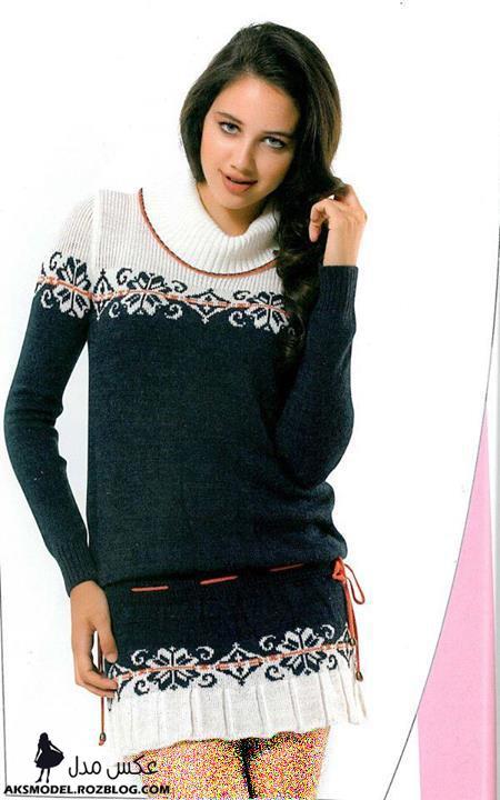 http://aksmodel.rozblog.com - مدل های جدید مانتو پاییزی و زمستانی برند گلنار