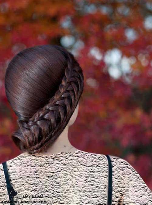 http://aksmodel.rozblog.com - مدل های جدید بافت و شینیون مو