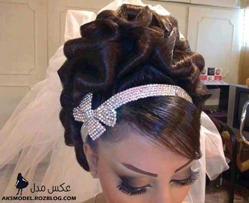 http://aksmodel.rozblog.com - مدل جدید بافت و شینیون مو دخترانه