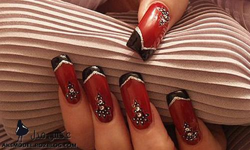 http://aksmodel.rozblog.com - مدل جدید لاک زدن و طراحی روی ناخن