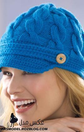 http://aksmodel.rozblog.com - مدل جدید کلاه بافتنی زنانه و دخترانه