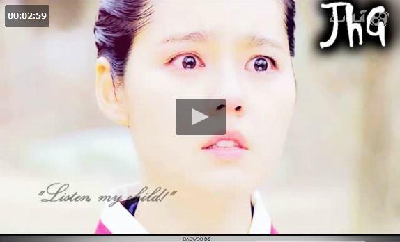 دانلود کلیپ عاشقانه جدید از سریال کره ای افسانه خورشید و ماه