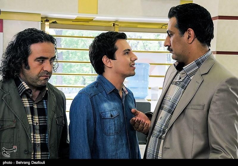عکس و بیوگرافی محمد نادری بازیگر نقش هوشنگ مظاهری در سریال شمعدانی