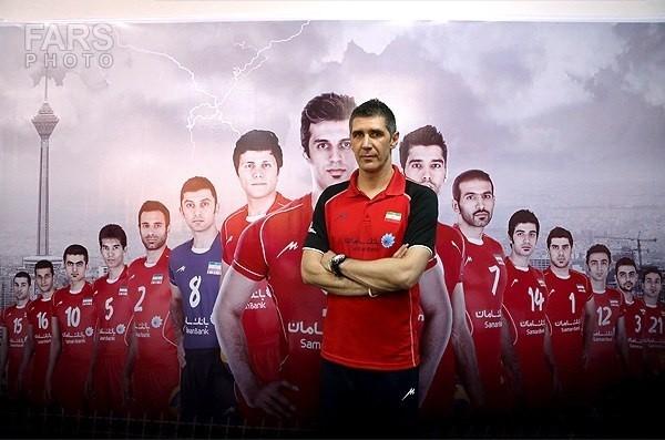گروه بندی لیگ جهانی والیبال 2015 و برنامه مسابقات تیم ملی والیبال ایران