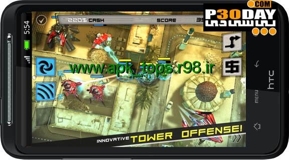 دانلود بازی Anomaly: Warzone Earth HD v1.02