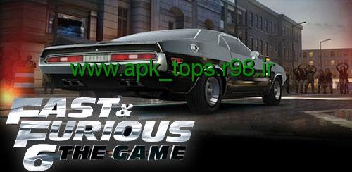 دانلود بازی Fast & Furious 6: The Game v2.0.0 + data