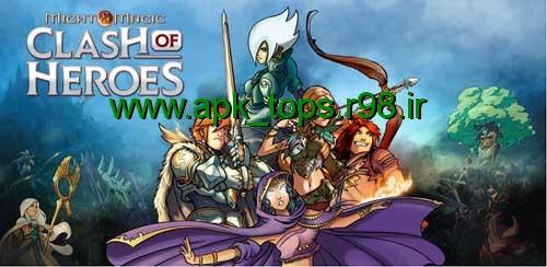 دانلود بازی Might & Magic Clash of Heroes v1.0 + data