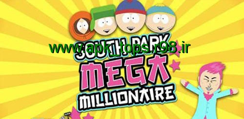 دانلود بازی South Park Mega Millionaire v1.4.9
