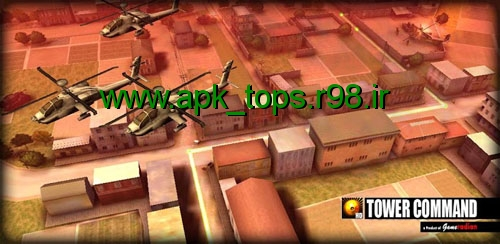دانلود بازی Tower Command HD v1.4