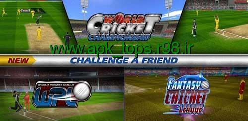 دانلود بازی World Cricket Championship Pro v5.1.1