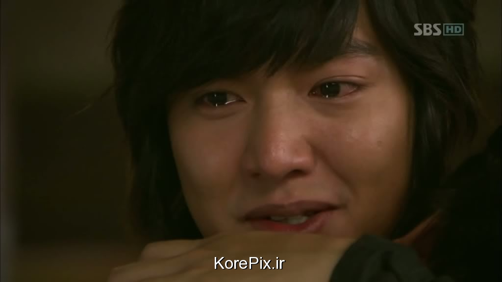 اشک های لی مین هو