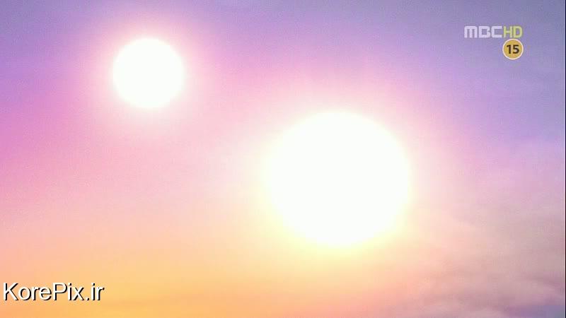 تصاویر بدون سانسور سریال کره ی افسانه خورشید و ماه