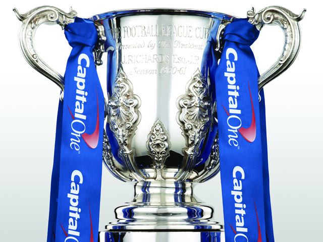 تاریخچه جام اتحادیه انگلیس Capital One Cup