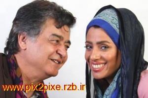 عکسهای رضا رویگری و همسرش