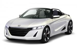 عکس های ماشین Honda S660 Concept 2013