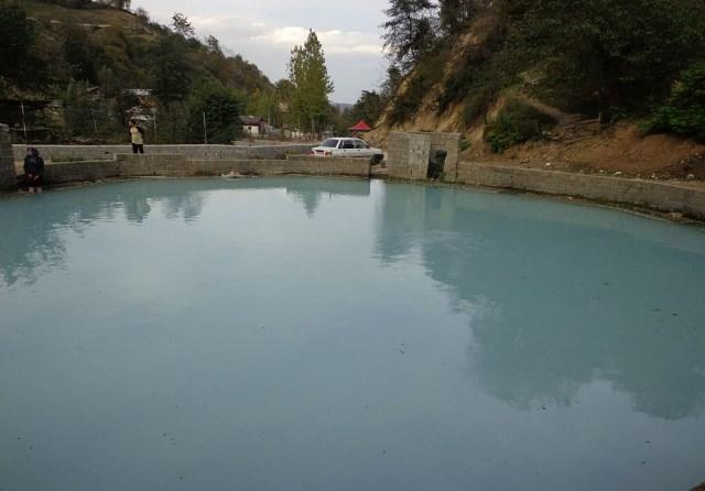 آب گرم آزرود بابل یا آب معدنی آزرو