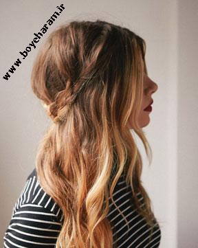 مدل موی دخترانه2015