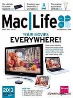 دانلود مجله Mac Life April 2013