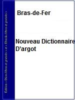 دانلود کتاب Nouveau Dictionnaire D'argot