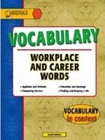 کتاب Vocabulary Workplace And Career Words