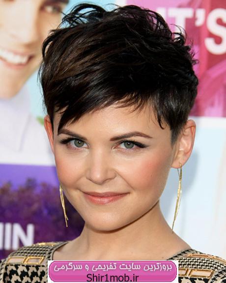 مدل مو کوتاه زنانه و دخترانه جدید ۲۰۱۳