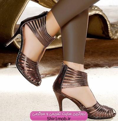 مدل های جدید و شیک کفش پاشنه بلند ۹۲