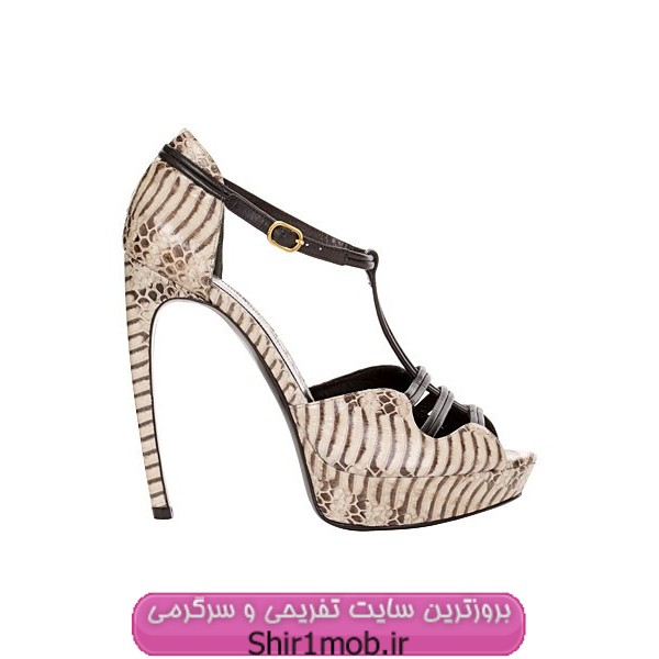 مدل هاي کفش زنانه پاشنه بلند