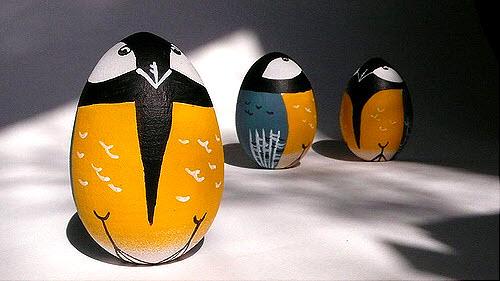 مدل تزئین تخم مرغ نوروز 94