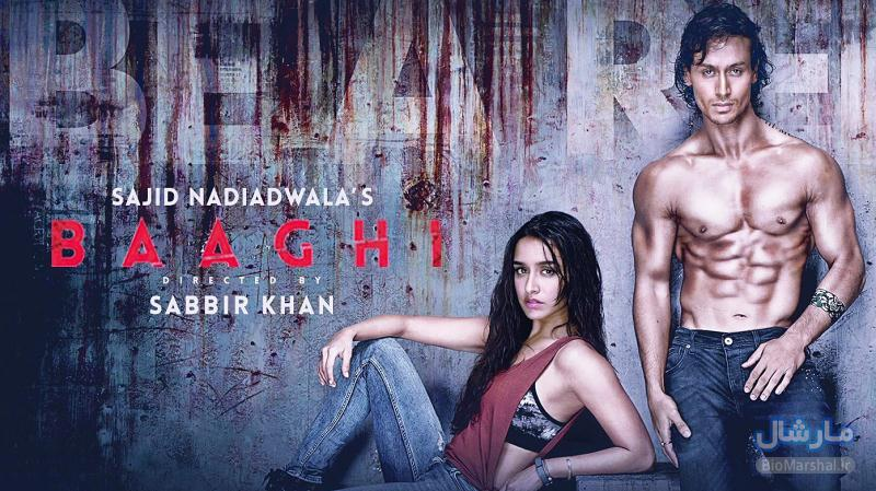 دانلود آهنگ های فیلم هندی Baaghi